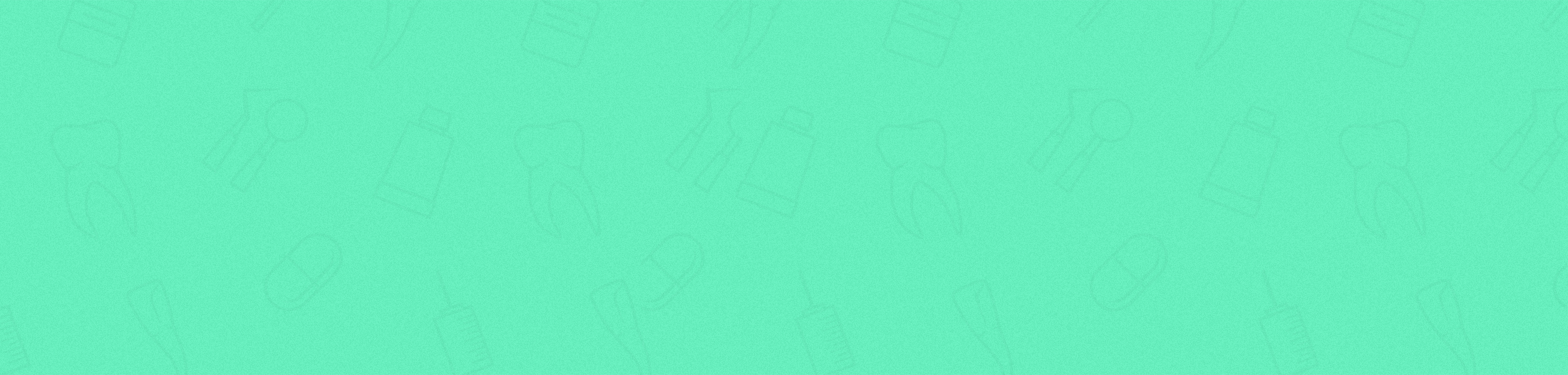 green tooth background